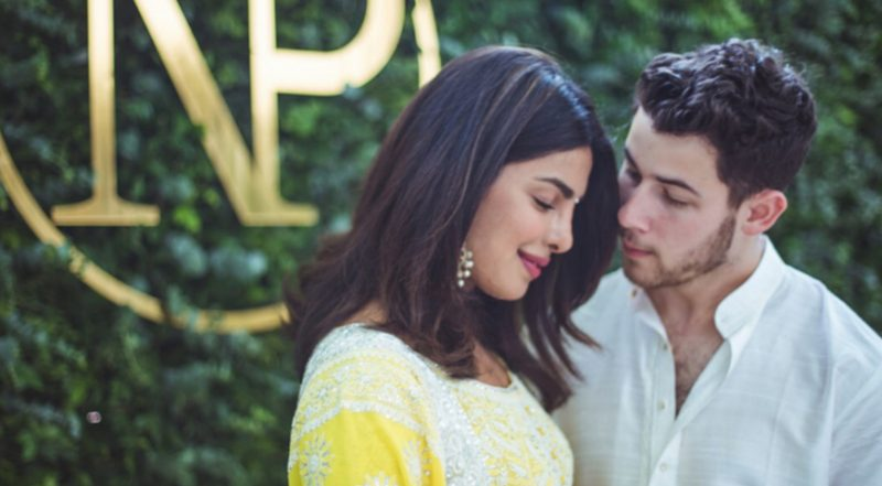 nick jonas and priyanka relation