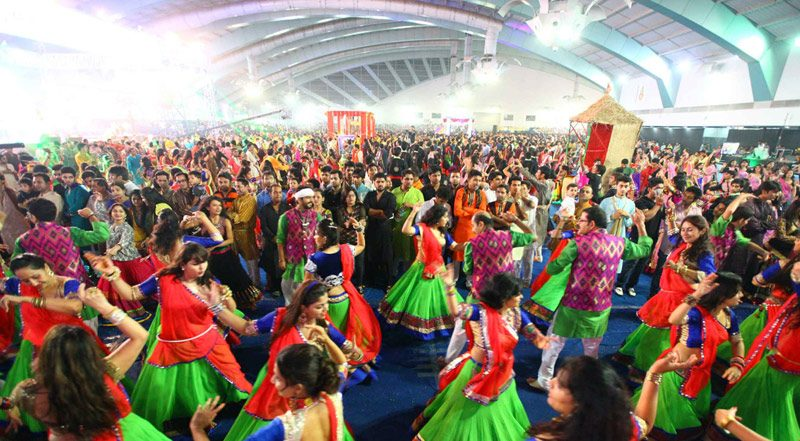 surat navaratri celebration