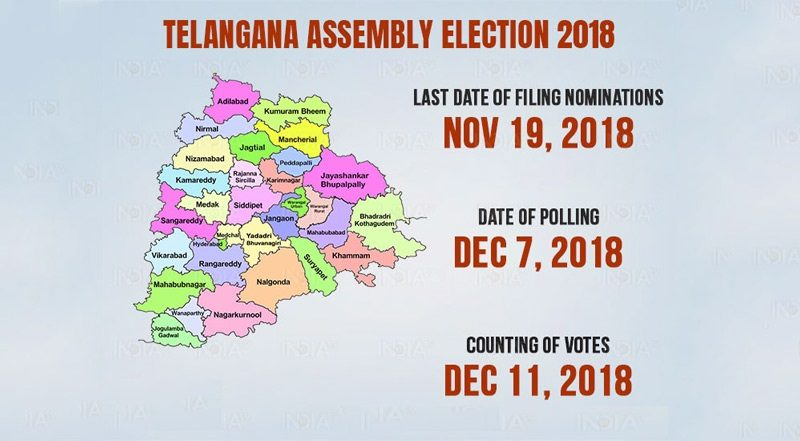 Telangana Election 2018