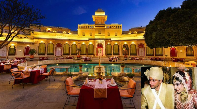 royal destination wedding in rajasthan