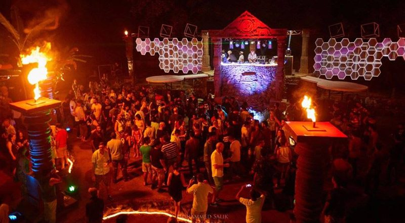 best places in goa to celebrate new year