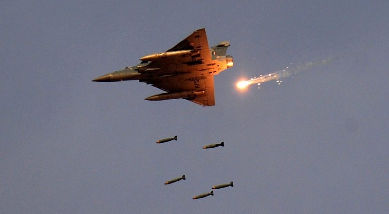 Indian Air Force Destroys Terror Camps Across Balakot
