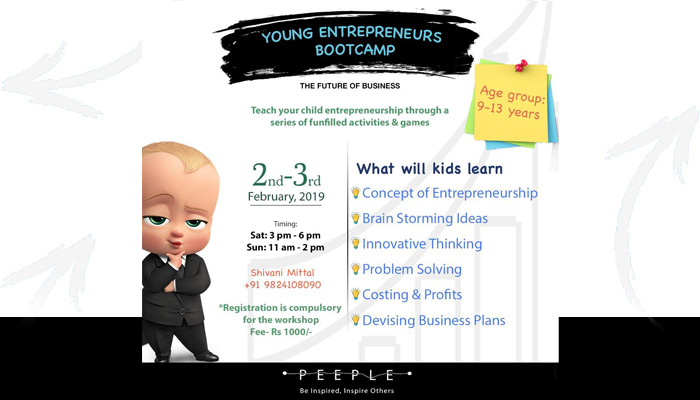 Young Enterpreneurs BootCamp by Peeple Community