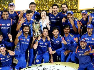 Mumbai Indians beat Chennai Super Kings in a blockbuster IPL finals